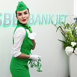 Uniform for Sberbank of Russia